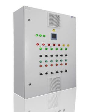 Производство шкафов автоматики для котельных систем от Глобал электро