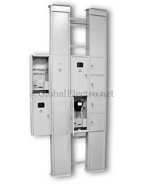 УЭРМ - Устройства этажные распределительные модульные - фото 3