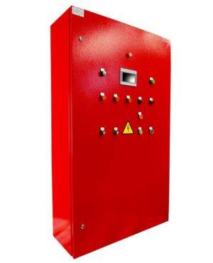Шкафы управления насосами пожаротушения