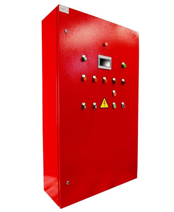 Шкаф управления системой пожаротушения
